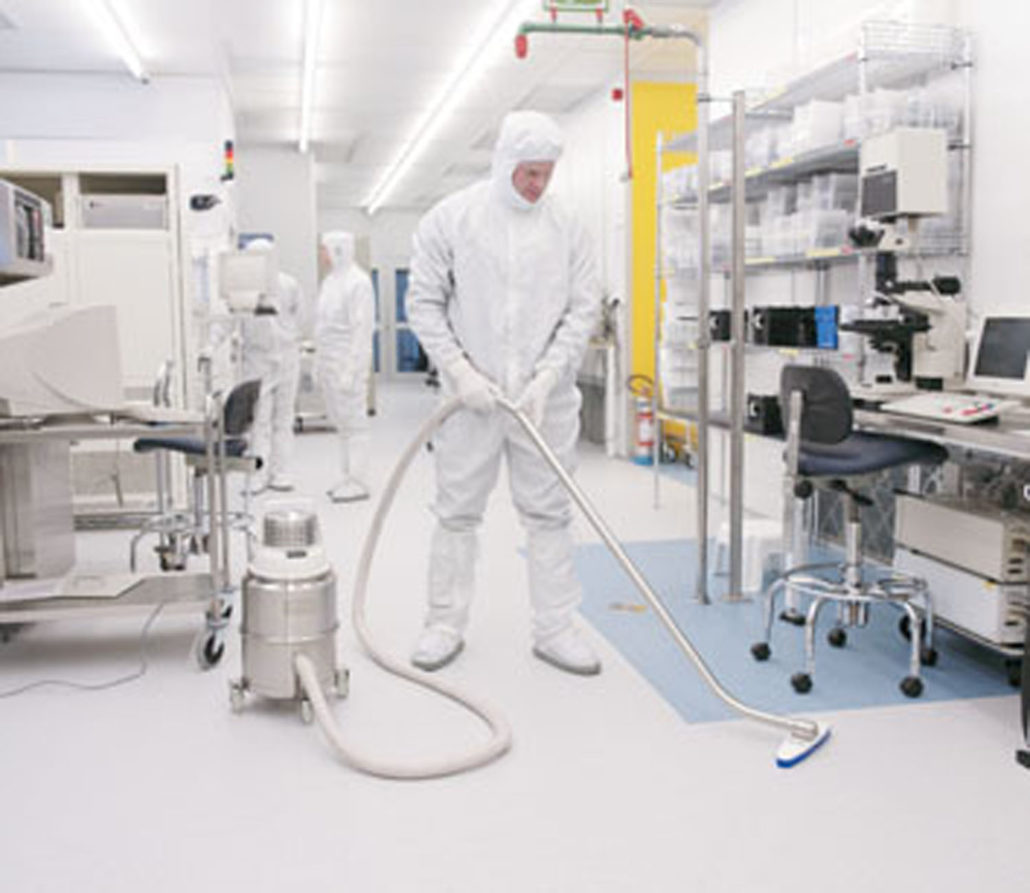 Information on Clean Room Design | ProDataLoggers