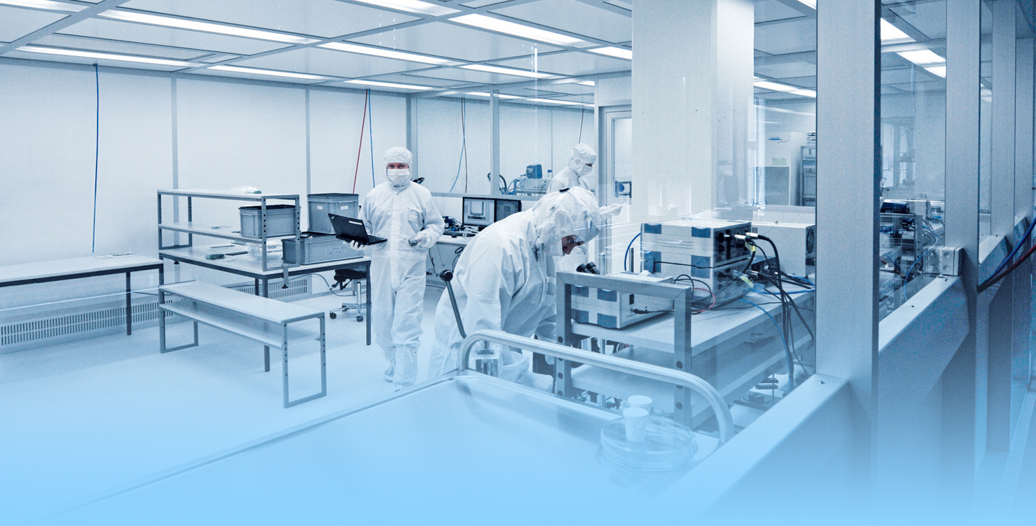 Clean Room Design Pharmaceutical Prodataloggers